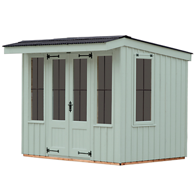National Trust by Crane Flatford Summerhouse, 1.8 x 3m