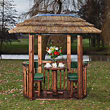 Buy Crown Pavilions Rose 2 Seater Gazebo Online at johnlewis.com