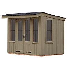 Buy National Trust by Crane Flatford Summerhouse, 1.8 x 3m Online at johnlewis.com