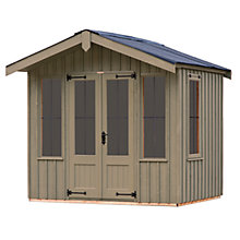 Buy National Trust by Crane Ickworth Summerhouse, 1.8 x 2.4m Online at johnlewis.com