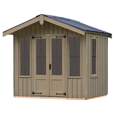 Buy National Trust by Crane Ickworth Summerhouse, 1.8 x 3m Online at johnlewis.com