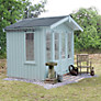 Buy National Trust by Crane Ickworth Summerhouse, 2.4 x 2.4m Online at johnlewis.com