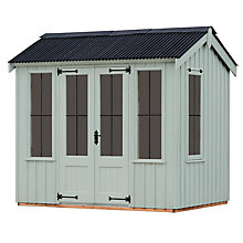 Buy National Trust by Crane Lavenham Summerhouse, 1.8 x 2.4m Online at johnlewis.com
