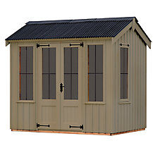 Buy National Trust by Crane Lavenham Summerhouse, 1.8 x 3m Online at johnlewis.com
