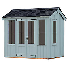 Buy National Trust by Crane Lavenham Summerhouse, 2.4 x 2.4m Online at johnlewis.com