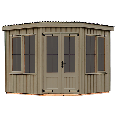 National Trust by Crane Orford Summerhouse, 2.4 x 2.4m