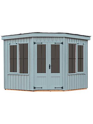 National Trust by Crane Orford Summerhouse, 2.4 x 2.4m, FSC-Certified (Scandinavian Redwood)