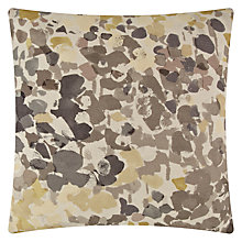 Buy John Lewis Confetti Cushion, Chestnut Online at johnlewis.com