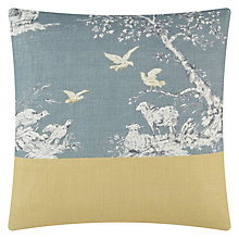 Buy John Lewis Leckford Block Cushion Online at johnlewis.com