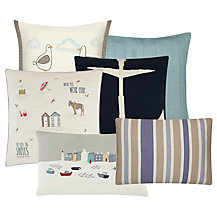 New England Cushion Collection