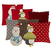 Buy Christmas Cushion Collection Online at johnlewis.com