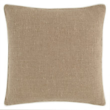 Buy John Lewis Twill Cushion Online at johnlewis.com