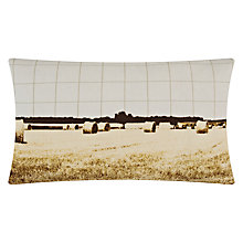 Buy John Lewis Hay Bales Cushion Online at johnlewis.com
