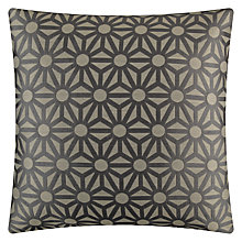 Buy John Lewis Starburst Cushion, Mineral Online at johnlewis.com