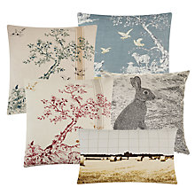 Buy Rural Luxe Cushion Collection Online at johnlewis.com