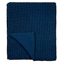 Buy House by John Lewis Cable Knit Throw Online at johnlewis.com