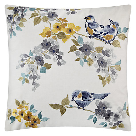 Buy John Lewis Country Birds Cushion Online at johnlewis.com