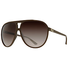 Buy Marc by Marc Jacobs MMJ288/S Aviator Sunglasses Online at johnlewis.com