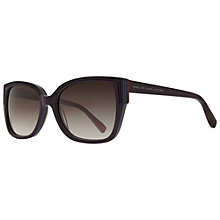 Buy Marc by Marc Jacobs MMJ238/S Cat's Eye Sunglasses, Red Online at johnlewis.com