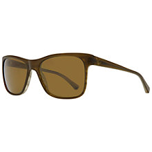 Buy Emporio Armani  EA4002 Square Framed Sunglasses Online at johnlewis.com
