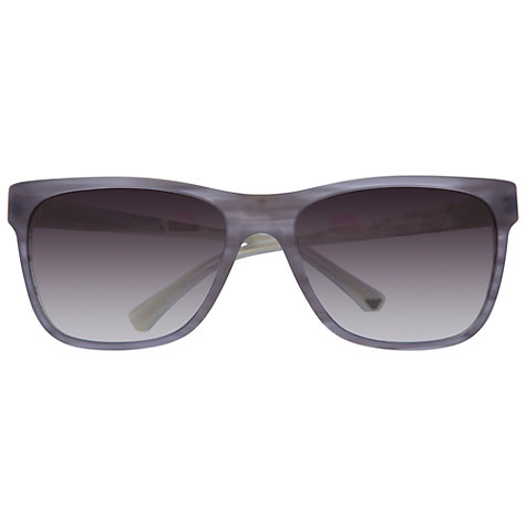 Buy Emporio Armani  EA4002 Square Frame Acetate Sunglasses Online at johnlewis.com