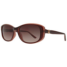 Buy Ted Baker TB1294 Yvaine Square Sunglasses Online at johnlewis.com