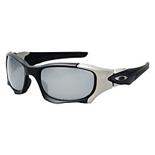 Buy Oakley OO9137 Polarised Pit Boss II Sunglasses Online at johnlewis.com