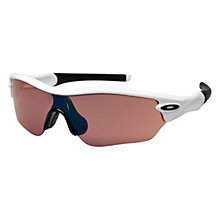 Buy Oakley OO9184 Radar Edge Sunglasses Online at johnlewis.com