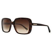 Buy Emporio Armani EA4007 Square Sunglasses Online at johnlewis.com