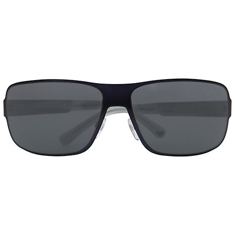 Buy Emporio Armani EA2005 Rectangular Sunglasses Online at johnlewis.com