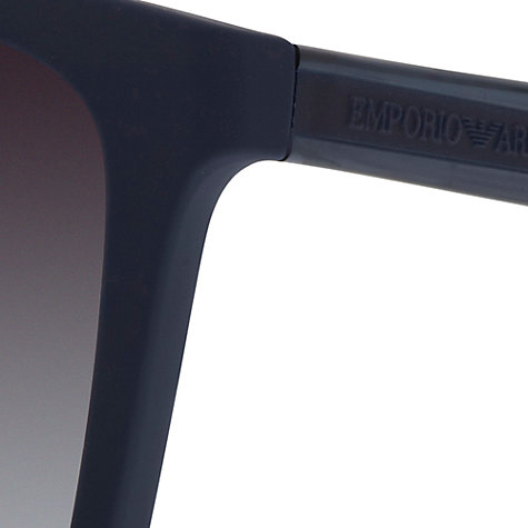 Buy Emporio Armani EA4001 Square Framed Sunglasses Online at johnlewis.com