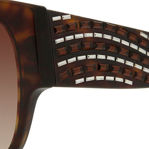 Buy Giorgio Armani AR8014 Square Sunglasses Online at johnlewis.com