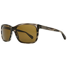 Buy Giorgio Armani  AR8016 Square Acetate Sunglasses Online at johnlewis.com