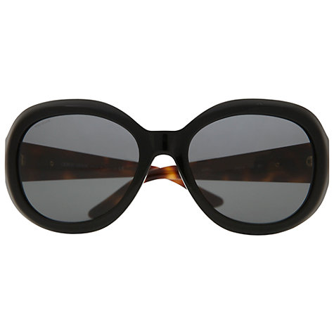 Buy Giorgio Armani AR8001 501787 Oval Sunglasses Online at johnlewis.com