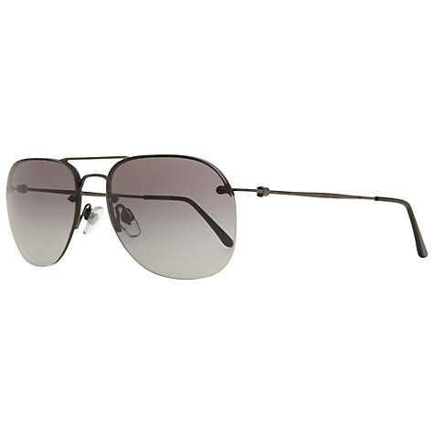 Buy Giorgio Armani AR6004 T Aviator Sunglasses Online at johnlewis.com