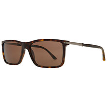 Buy Giorgio Armani AR8010 502673 Rectangular Sunglasses Online at johnlewis.com