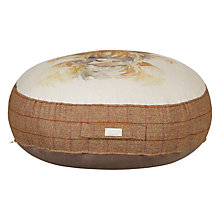 Buy Voyage Highland Pouffe Online at johnlewis.com