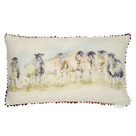 Buy Voyage Sheep Cushion Online at johnlewis.com