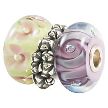 Buy Trollbeads Summer Romance Bead Set Online at johnlewis.com