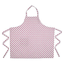 Buy Sophie Conran Printed Apron Online at johnlewis.com