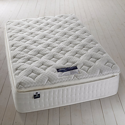 Buy Silentnight Mirapocket 2000 Latex Mattress, Double Online at johnlewis.com