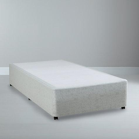 Buy Silentnight Non Sprung 2 Drawer Divan Storage Bed Single John Lewis