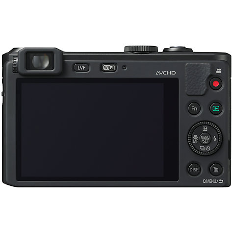 "Buy Panasonic DMC-LF1 Digital Camera, HD 1080i, 12.1MP, 7.1x Optical Zoom, NFC, Wi-Fi, EVF, 3"" LCD Screen Online at johnlewis.com"