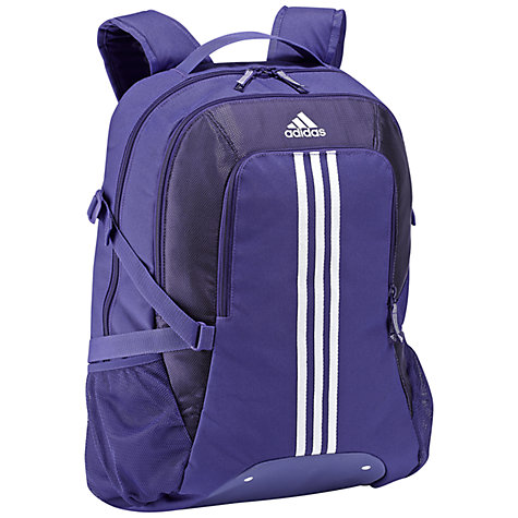 Buy Adidas 3 Stripes Essentials Backpack Online at johnlewis.com