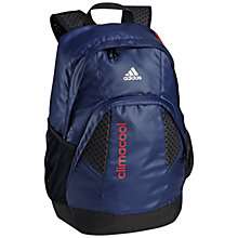 Buy Adidas CLIMACOOL Backpack Online at johnlewis.com