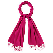 Buy CC Occasion Shawl, Hot Pink Online at johnlewis.com