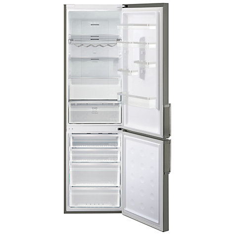Buy Samsung RL60GZEMG1 Fridge Freezer, A++ Energy Rating, 60cm Wide, Gun Metal Online at johnlewis.com
