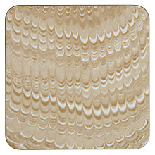 Buy Avenida Marbling Coaster Online at johnlewis.com