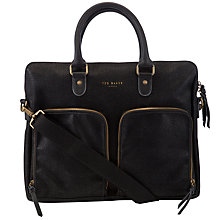 Buy Ted Baker Lampree Document Bag Online at johnlewis.com