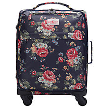 Buy Cath Kidston Print 4-Wheel Suitcase Online at johnlewis.com